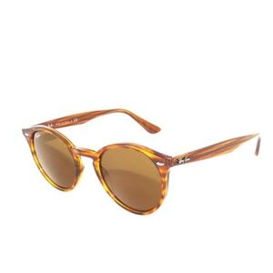 Ray Ban 2180 820/73 Red Havana Sunglasses